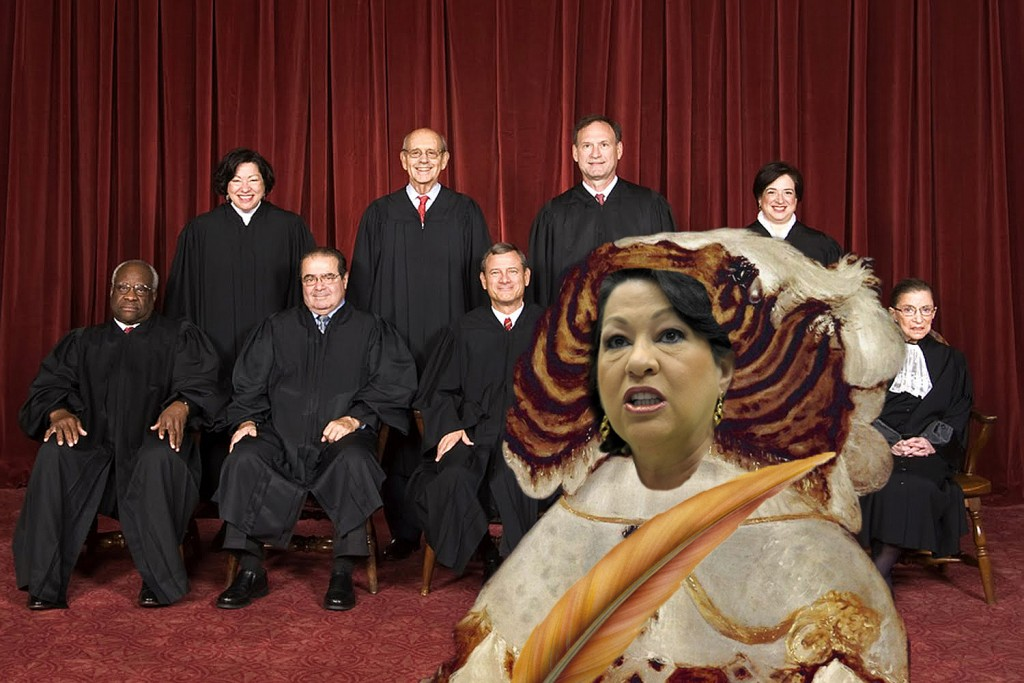 Every Supreme Court needs its very own Wise Latina.