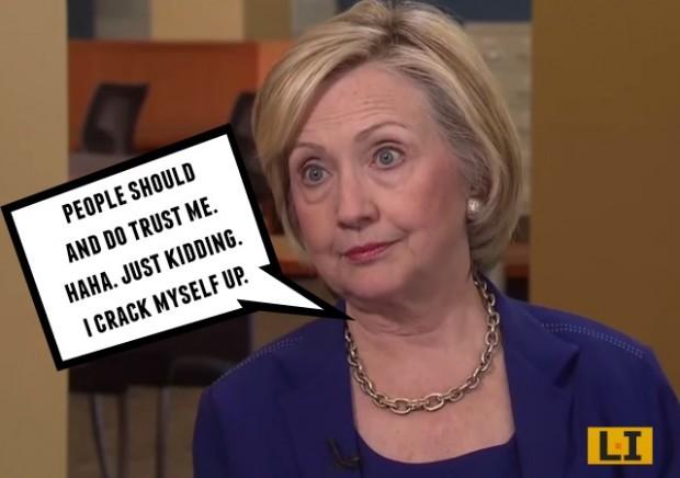 Hillary-Clinton-CNN-Interview-Email-Scandal-Train-Wreck-2016-Press-Rope-Line-President-Campaign-Lies-Benghazi-Server-620x436[1]