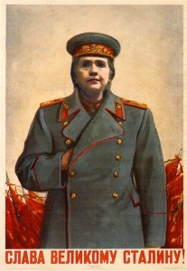 The First Female Commissar Prez may not be an easy sell.