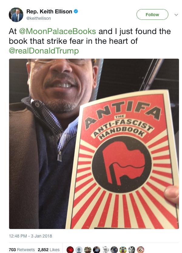 leftist-keith-ellison-antifa-terroist-tweet[1]