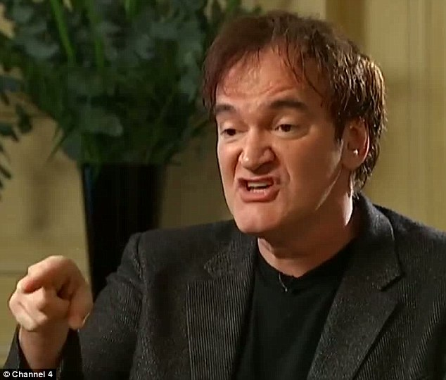 Quentin Tarantino-The Mantovani of Violence