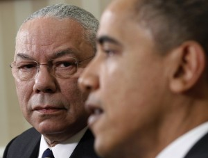 Colin Powell, Fmr. Secretary of State