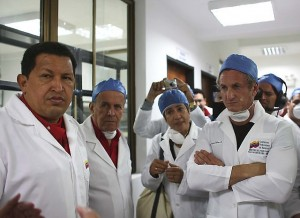 Hugo Chavez(1954-2013), Venezuelan Godfather
