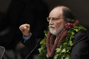 Neil Abercrombie: Barack's BFF from Hawaii. Now Un-elected. Aloha!