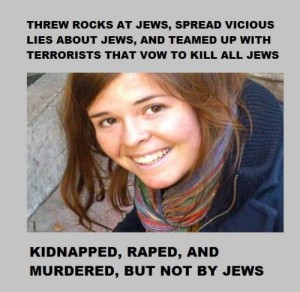 Kayla Mueller: Useful Idiot…now dead at the hands of those she championed.