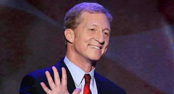 Tom Steyer-The Left's Answer to Richard Mellon Scaife (who?)…