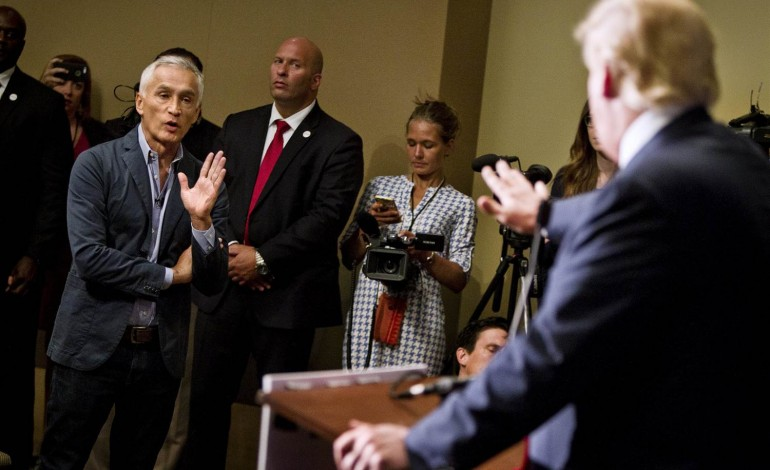 Jorge Ramos: Perpetual Grievance Industry-Brown Lives Matter division