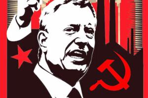 "No longer just a ""communist past"" but an unabashed communist present & future."