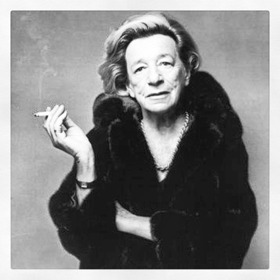 "Lillian Hellman: ""…a dishonest writer…every word she writes is a lie, including 'and' and 'the.'"""