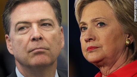 James Comey: Just another Clinton crony  and DC insider on the take.