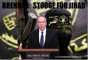 John Brennan, Obama's CIA Spook and [naturally] the latest Trump detractor.