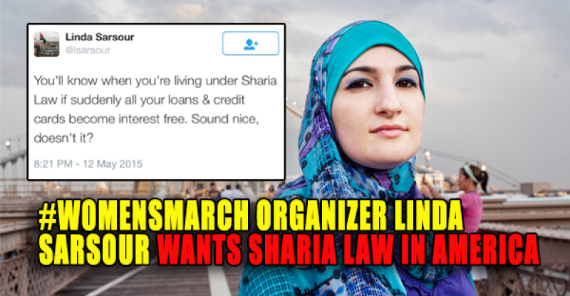 Linda Sarsour, Sharia Sweetheart of the New Left Rodeo