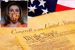 Mask and constitution