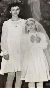 Pelosi first communion
