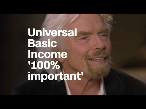 Richard Branson: A Gnome of Davos making Basic Universal Income for the masses fun!