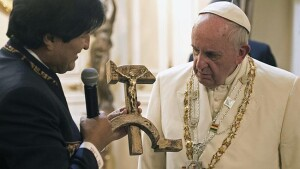 Pope Francis: The Catholic Church goes full-tilt Progressive