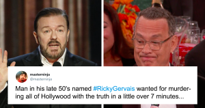Ricky Gervais: the most dangerous (and smartest and most talented) man in Hollywood