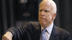 McCain ObamaCare thumbs down